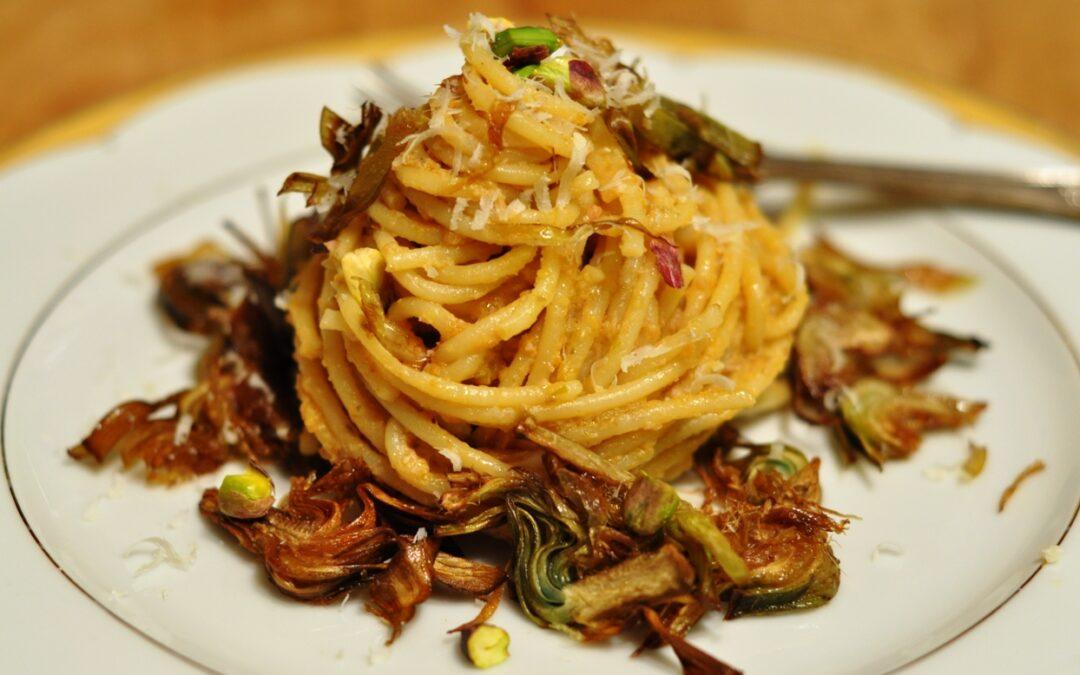 Spaghettoni al sugo Marinetti, 1932