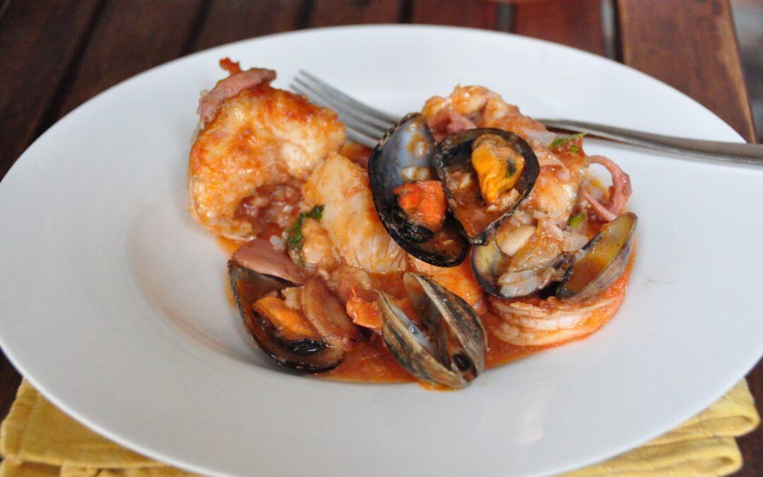 Brodetto o zuppa di pesce