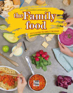 The Family Food, copertina del libro