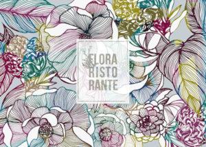 Logo Ristorante Flora - Busto Arsizio