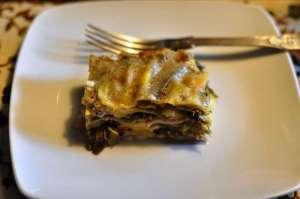 lasagne carciofi pancetta aff