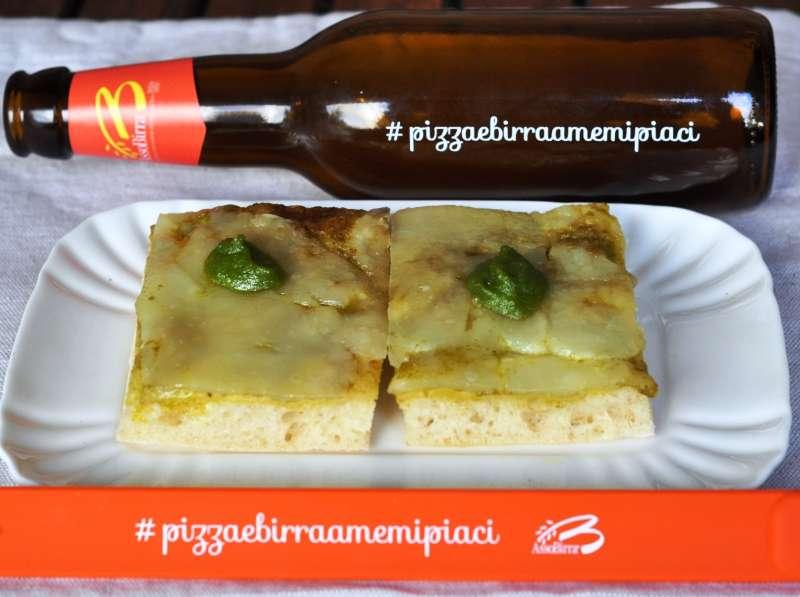 Pizza & Birra #pizzaebirraamemipiaci – Una campagna di Assobirra