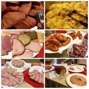 serata da Spoon, Turate_ buffet